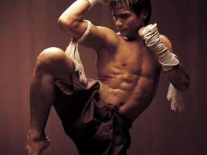 Ünlü Muay Thai'cı ve Hollywood dövüş sanatları aktörü TONY JAA